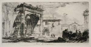 MUO-048467/31: Arco di Galieno: grafika