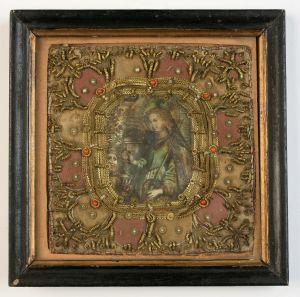 MUO-016278: Sv. Elizabeta: posvetna slika