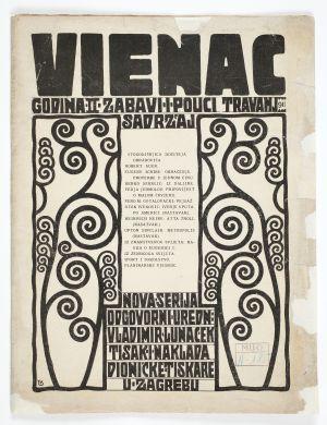 MUO-042625: VIENAC IV / 911: časopis
