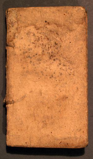 MUO-006804: Rudimenta istorica, Udine, 1735.: knjiga