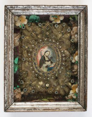 MUO-004602: Sv. Ivan Nepomuk: posvetna slika