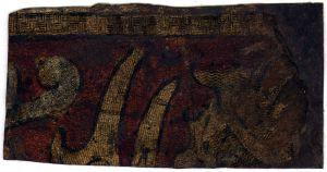 MUO-031422/01: fragment dekorativne kože