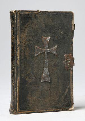 MUO-009180: Bethe, Vertraue! Dein Erlöser lebt. Gebetbuch für katholische Christen. Siebente Auflage. Mit sechs Stahlstichen. Wien, 1851.: uvez knjige