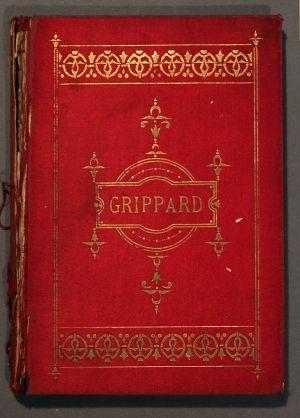 MUO-006122: Grippard Poviest jedne opatije iz dobe francezke revolucije. napisao o. Karlo Clair: uvez knjige