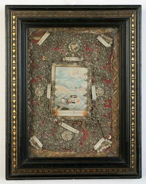 MUO-004639: Sv. Ivan Nepomuk: relikvijar