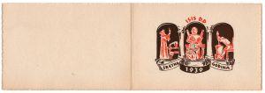 MUO-008305/25: ISIS dioničarsko društvo 1939: novogodišnja čestitka