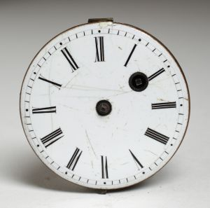 MUO-002451: mehanizam, brojčanik džepnog sata