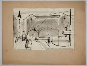 MUO-010168/04: Pred sveučilištem: crtež