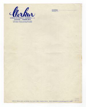 MUO-008307/11: Merkur zadruga za štednju i zajmove s.o.j.: listovni papir