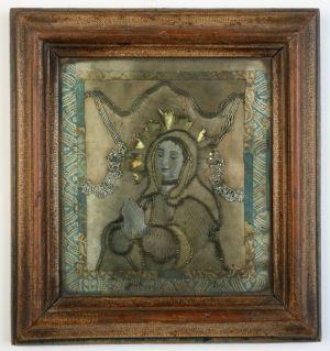 MUO-004621: Majka Božja: posvetna slika