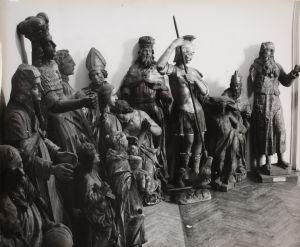 MUO-031904: Skulpture u MUO I: fotografija