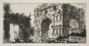 MUO-048467/11: Tempio del Giano: grafika
