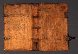 MUO-003769: Korice knjige: korice za knjigu
