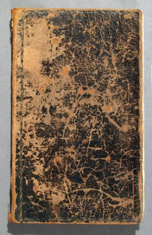 MUO-024952: Festgebete der Israeliten... Wien, 1840.: knjiga