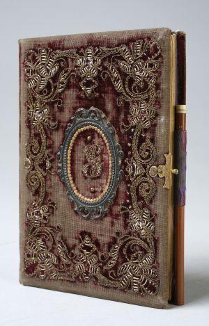 MUO-007819: Spomenar: bilježnica