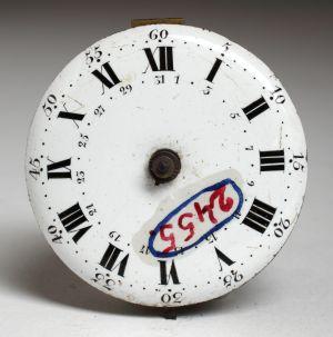 MUO-002455: mehanizam, brojčanik džepnog sata