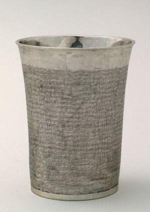 MUO-009424: čaša