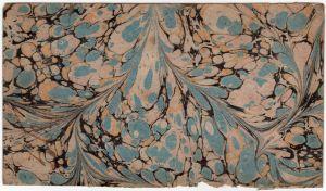 MUO-003622: Knjigoveški papir: papir