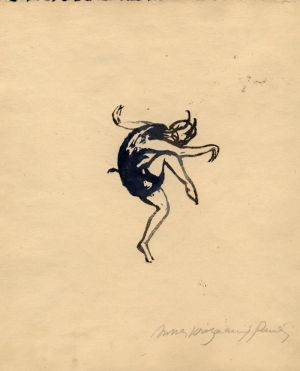 MUO-017089/01: Plesačica I: grafika