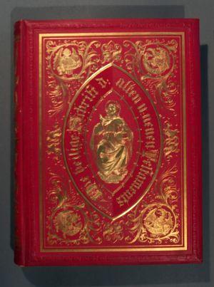 MUO-016953/02: Die Heilige Schrift Alten und Neuen Testaments: uvez knjige