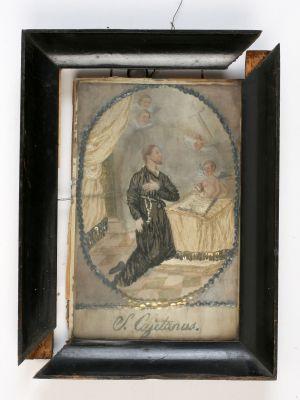 MUO-004647: Sv.Kajetano: posvetna slika