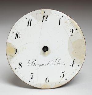 MUO-005812: mehanizam, brojčanik džepnog sata