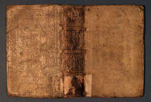 MUO-003789: Korice knjige: korice za knjigu