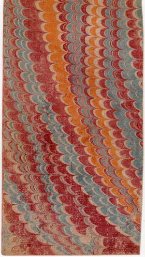 MUO-003630: Knjigoveški papir: papir