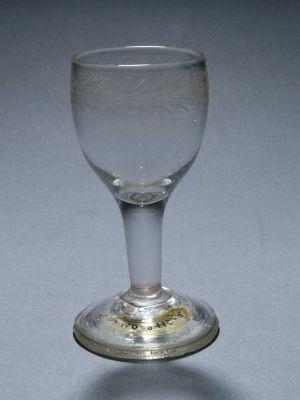 MUO-008119/01: čaša na nožici