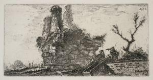 MUO-048467/27: Sepolcro delle tre fratelli Curiatii in Albano: grafika
