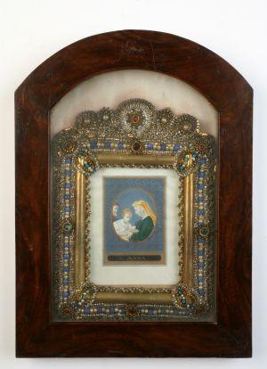 MUO-004612: Sv. Ana: posvetna slika