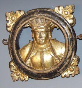 MUO-013809/03: medaljon - s obje strane portret: reljef
