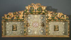 MUO-002714: Rane Kristove s relikvijama: relikvijar