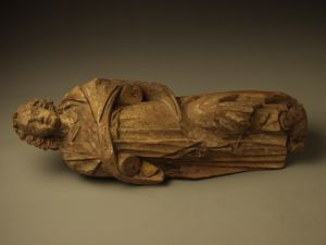 MUO-002778: Sv. Ivan evanđelist: kip