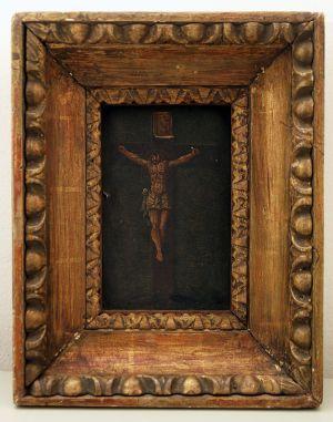 MUO-004275: RASPETI KRIST: kopija