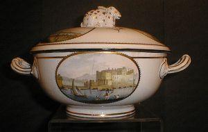 MUO-008093: zdjela s poklopcem