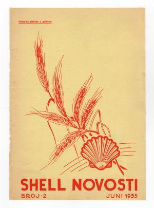 MUO-008308/21: SHELL NOVOSTI: korice za časopis