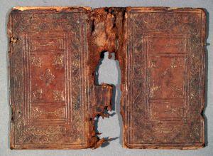 MUO-006808: Korice knjige: korice za knjigu