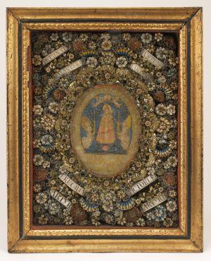 MUO-002828: Sv. Marija Lauretanska: relikvijar