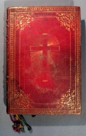 MUO-005886: Missale Romanum ex decreto sacro sacti concilli tridentini ... Vinnae ex Typhographia Mechitaristica 1827.: uvez knjige