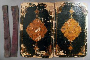 MUO-003760: Korice knjige: korice za knjigu