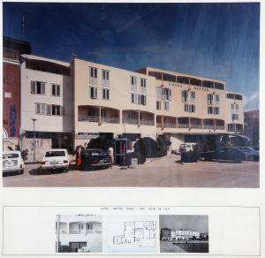 MUO-017584/53: Hotel ''Neptun'' Poreč: pano