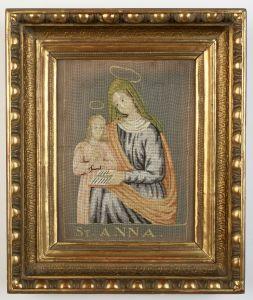 MUO-013433: Sv. Ana: posvetna slika
