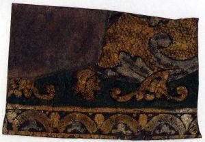 MUO-031423/02: fragment dekorativne kože