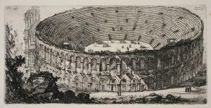 MUO-048467/25: Anfiteatro di Verona: grafika