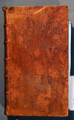 MUO-005761/01: Version du nouveau testament selon la vulgate, Paris, 1738.: knjiga