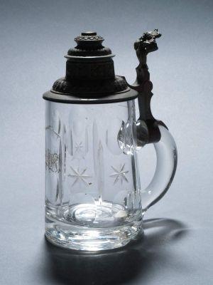 MUO-009941: čaša s poklopcem