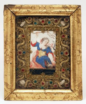 MUO-004638: Sv. Julijana: relikvijar