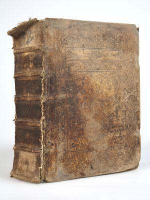MUO-006786: Biblia sacra, Bamberg, 1693.: knjiga