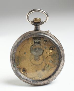 MUO-007476: kućište, mehanizam džepnog sata